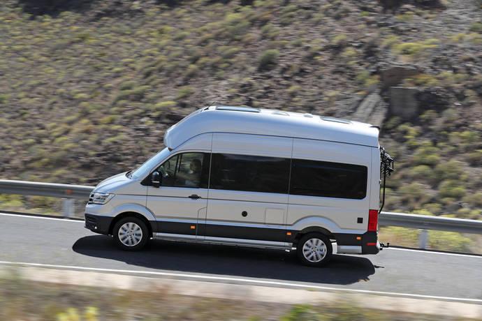 Volkswagen Vehículos Comerciales cumple el sueño de sus clientes más aventureros lanzando el nuevo Grand California.