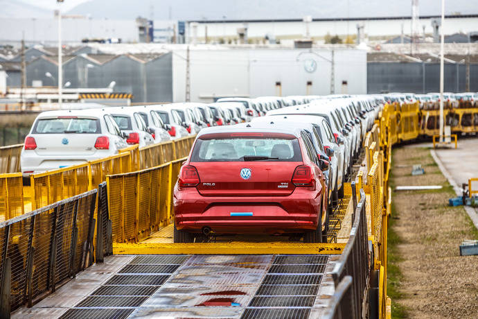 Volkswagen Group Logistics: una piedra angular del grupo