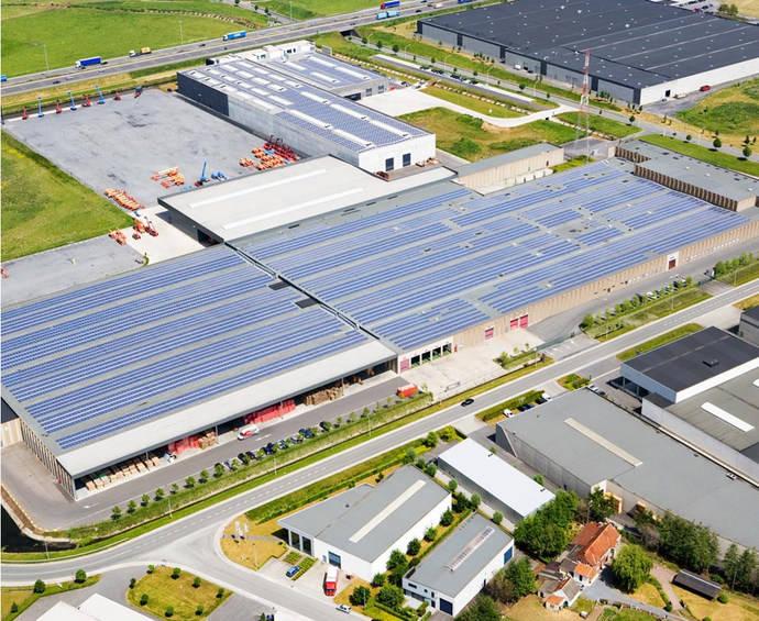 Energía renovable para plantas industriales de Green Pulse