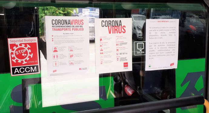 Los autobuses interurbanos de Madrid del Grupo Ruiz obtienen la certificación Stop Covid-19
