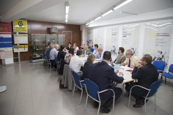 Las Palmas busca financiación para el BRT