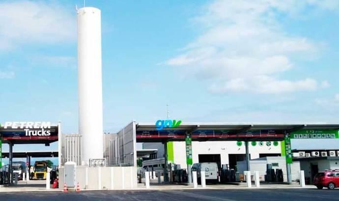 HAM para Petrem: gasinera para repostar GNC-GNL
