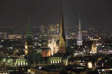 Ciudad de Hamburgo.
