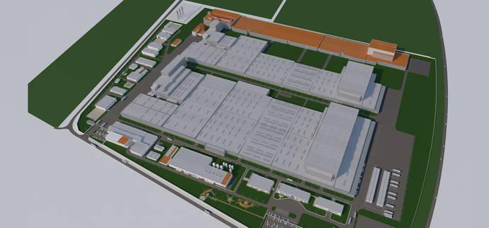 La Princesa Real británica inaugura el nuevo almacén de Hankook situado en Daventry (Reino Unido)