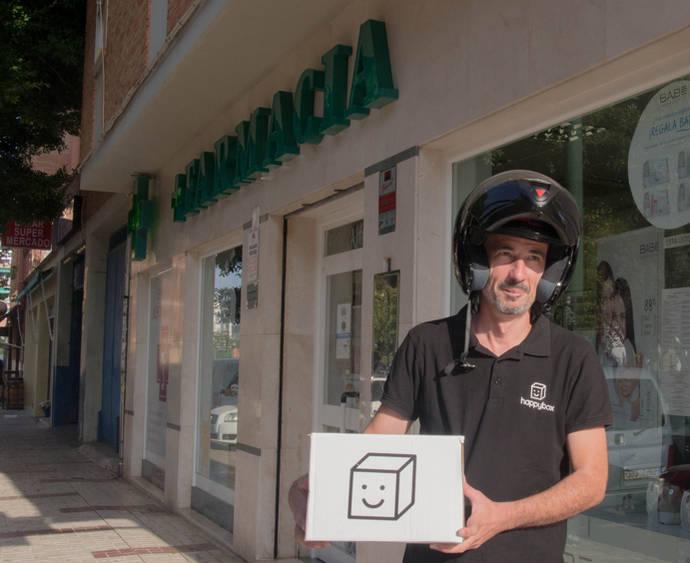 Happy Box, 6.000 envíos en menos de una hora a clientes de farmacias.com