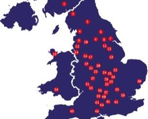 Test gratis en 15 centros para transportistas de GB a Francia
