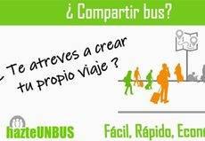 hazteUNBUS.es, nueva plataforma colaborativa