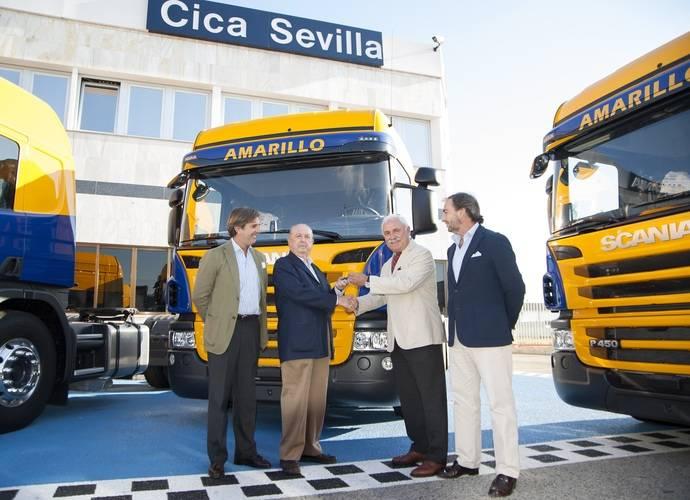 Translipul sigue confiando íntegramente en Scania