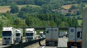 Holanda obliga a la declaración de desplazamiento de conductores
