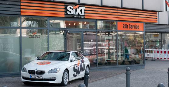 El grupo Sixt va camino de otro año de récord superando las expectativas
