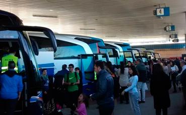 Convocada huelga en el transporte de viajeros de Madrid contra la precarización del Sector