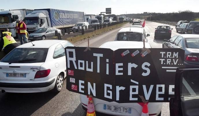 ASTIC condena el fallecimiento de un conductor español agredido en Francia