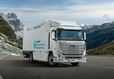Hyundai entrega siete XCient Fuel Cell en Europa