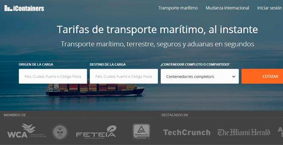 iContainers prevé menos fusiones entre navieras durante el año 2018