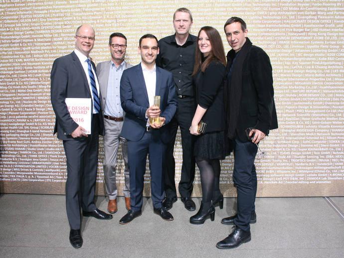 Excelencia premiada: iF Gold Award 2016 para el Lion's Intercity de MAN