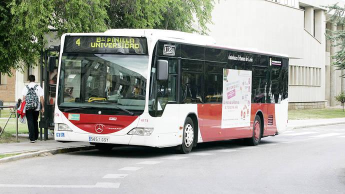 Castila y León destina 657.000 euros a un estudio sobre el transporte metropolitano