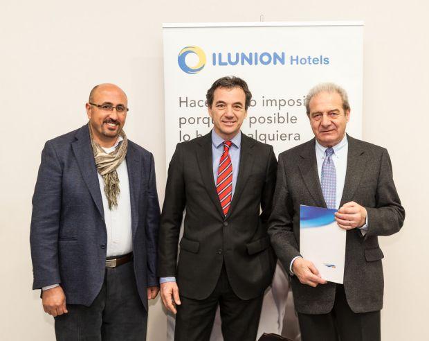 ILUNION Hotels y Fundación SEUR colaboran con el pueblo sirio