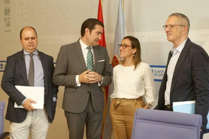 Galicia afirma que éxito del transporte compartido en Castilla y León demuestra que el sistema funciona