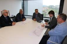 La Xunta informa de avances en el primer trecho de la Vía de Alta Capacidad