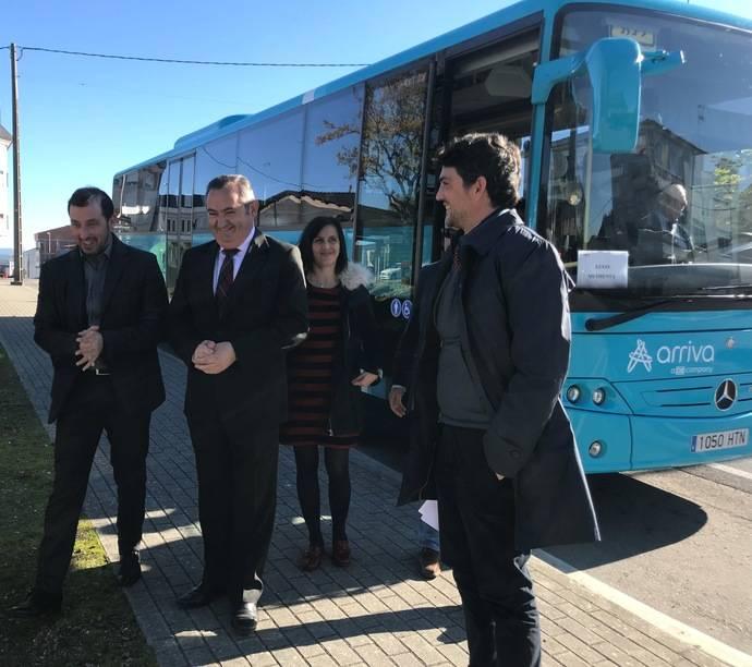 Nuevas conexiones de transporte público por autocar en Galicia