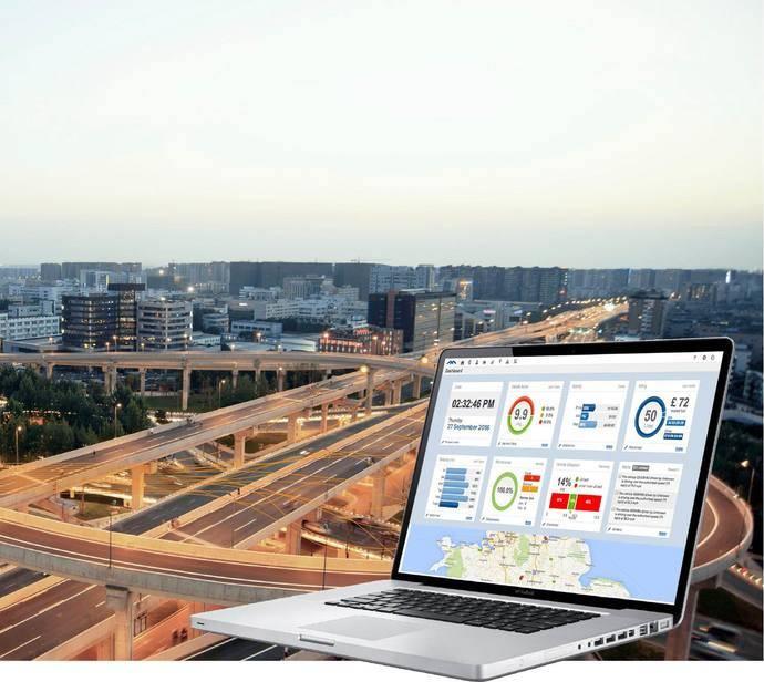Los vehículos conectados Peugeot, Citroën, DS y los vehículos comerciales vendidos en Europa dispondrán, a partir de 2017, de un acceso simplificado a la plataforma telemática Masternaut. Connect.
