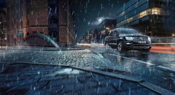 El Volkswagen Amarok estrena motor y equipamiento tipo SUV