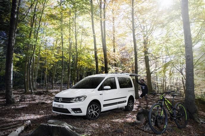 Volkswagen Vehículos Comerciales lanza al mercado el nuevo Caddy Outdoor