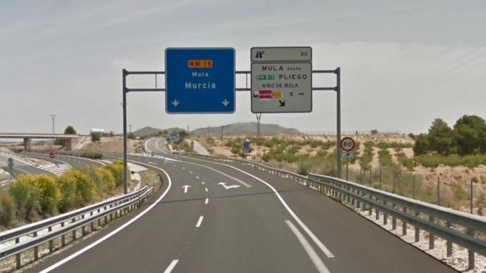 Mitma licita un contrato de conservación y explotación en carreteras del Estado en Murcia por un importe de 14,57 millones de euros