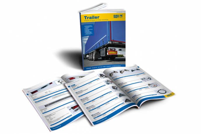 Nuevo catálogo de Europart para remolques y semirremolques