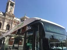 Valladolid adapta sus líneas durante el verano