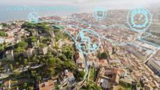 Volkswagen lanza en Lisboa el primer proyecto piloto para la optimización del tráfico