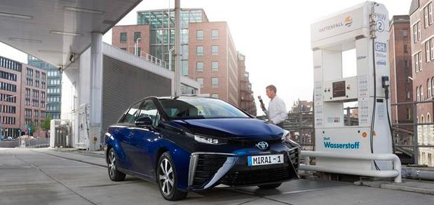 Toyota participará en el Congreso Mundial del Hidrógeno