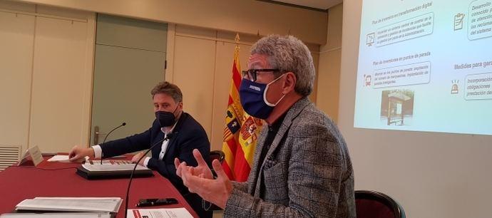 El nuevo mapa concesional incorporará 278 núcleos de Huesca