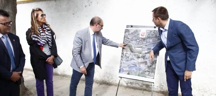 Zuera tendrá mejora de conexiones por aumento previsto de tráfico mercancías