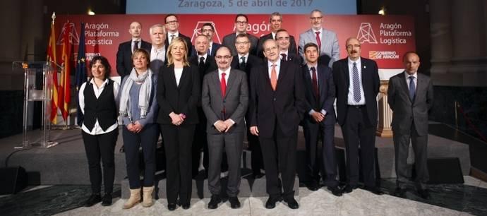 Aragón Plataforma Logística centraliza gestión y comercialización