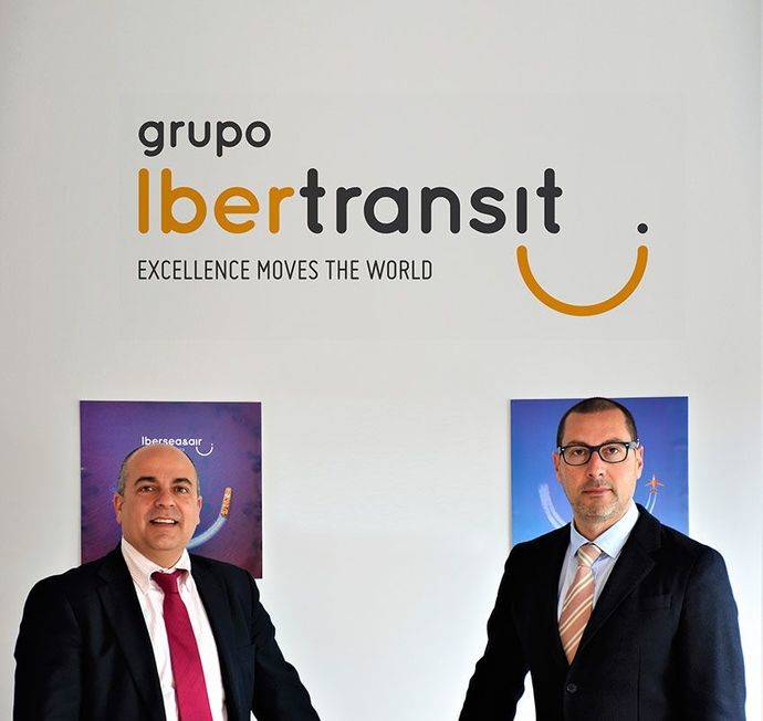 Grupo Ibertransit ha presentado una nueva imagen corporativa