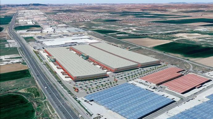 Mahou inicia la comercialización de plataforma logística, en Alovera