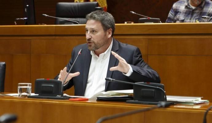 Ley de transporte paralela al nuevo mapa concesional anunciada en Aragón