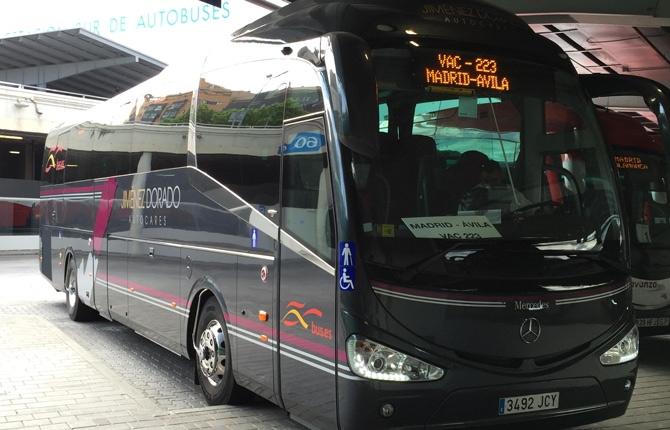 Nuevas tarifas para las provincias de Ávila y Segovia en su conexión a Madrid