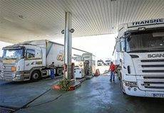 Una subida del impuesto al diésel afectaría a un tercio de los transportistas