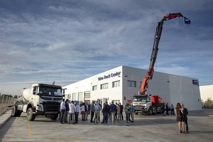 Nuevo punto de servicio de Volvo Trucks en Torrejón