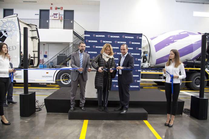 Scania inaugura nuevas instalaciones del servicio oficial en Málaga