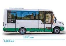 El Mobi City L7, la gran apuesta de Indcar para el transporte urbano