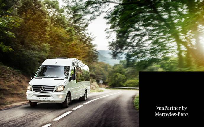 Indcar certificada Van Partner por Mercedes-Benz