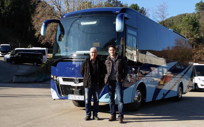 Autocares Falcón León adquiere su primer Indcar Next