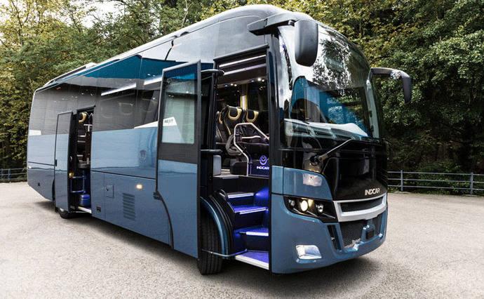El nuevo Next acude a feria internacional Warsaw Bus