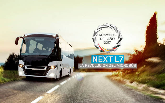 Next L7, microbús del año 2017, y otras novedades Indcar en FIAA 2017