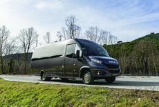 Especialización en el segmento de minibuses y apuesta por el GNC