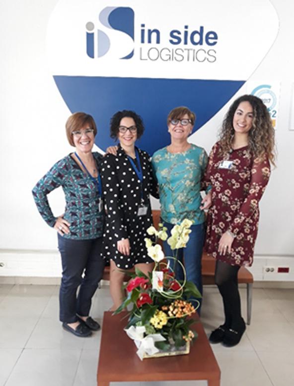 In Side Logistics consigue obtener la renovación de su OEA