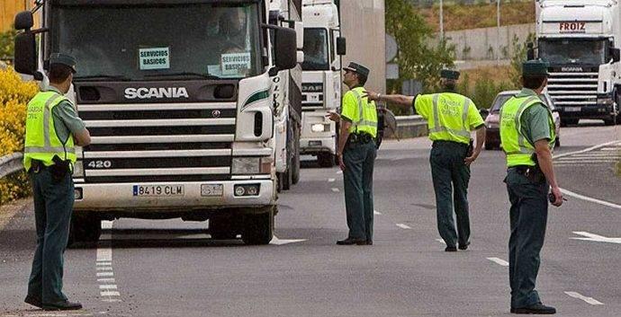 Transportes presenta el Plan Nacional de Inspección de Transporte por Carretera para 2021
